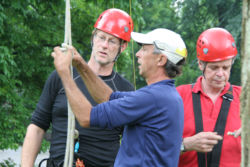 Professioneel Boomklimmen bij The Treeclimbing Company